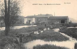 Gigny Sur Suran Canton Saint Julien Moulin édit Grand - France