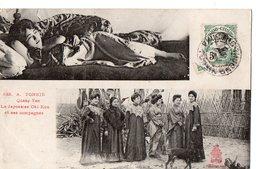 333 - TONKIN - Quang-Yan - La Japonaise OKI KOU Et Ses Compagnes - Vietnam