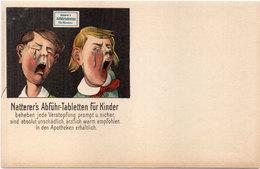 NATTERER'S ABFÜHRTABLETTEN Für KINDER- Couple En Pleurs  (117924) - Publicité