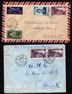 6 Lettres Du VIETNAM - Viêt-Nam
