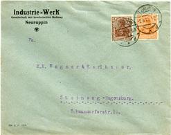 (Lo3820) Brief DR St. Neuruppin N. Steinweg - Briefe U. Dokumente