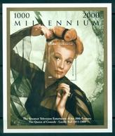 TURKMENISTAN * 2000 * S/Sheet * MNH** Lucille Ball - Queen Of Comedy - Mi.No BL - Turkmenistan