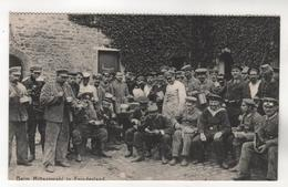 +2993, Militaria > Weltkrieg 1914-18, Mittagsmahl - Guerre 1914-18