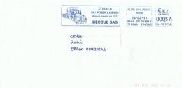 Atelier Du Poids Lourd - BECCUE SAS - Maison Fondée En  1937-  EMA - Trucks, Vans &  Lorries