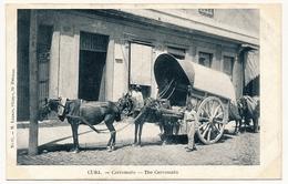 CPA - CUBA - Carromato - The Carromato - Cuba