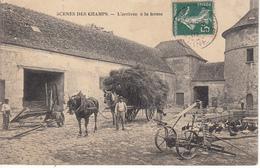 SCENES DES CHAMPS L'arrivée à La Ferme - Bauernhöfe