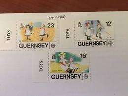 Guernsey Europa 1989 Mnh #a - Guernsey