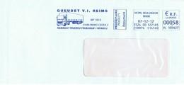 GUEUDET V.I. REIMS - RENAULT TRUCKS/FRUEHAUF/BENALU   -  EMA - Trucks, Vans &  Lorries