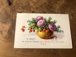 326/ LE SECOURS ME VIENT DE L ETERNEL - Sonstige