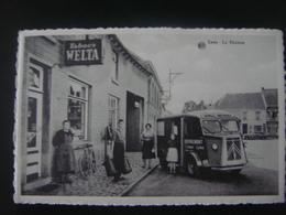 LENS - Magasin La Maison ( Publicité Welta - Vieille Voiture Camionnette Citroën Type H De Depoplimont) Très Jolie Carte - Lens