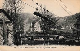 88 Saulxures Sur Moselotte Exploitation Forestière Transport De Grumes - Saulxures Sur Moselotte