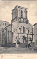 """1910ca.-Francia """"Environs De Fontenay Le Comte Maillezais - L.Eglise Paroissiale"""" - France"""