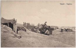 """1911/12-""""Guerra Italo-Turca,Tripoli-Tagiura""""assolutamente Perfetta - Altre Guerre"""