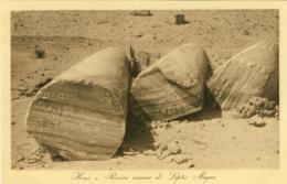 "1911/12-""Guerra Italo-Turca,Tripoli-Hems Rovine Romane Di Leptis Magna""assolutamente Perfetta - Guerres - Autres"