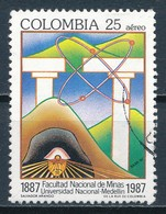 °°° COLOMBIA - Y&T N°765 PA - 1987 °°° - Colombia