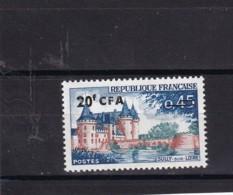 352   **  Sully-sur-Loire 58/50 - Réunion (1852-1975)