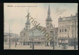 Anvers - Les Halles Centrales à L'Avenue Des Arts [AA30-0.921 - Belgique