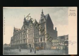 Anvers - Nouvelles Maisons De La Rue Leys [AA30-0.922 - Belgique