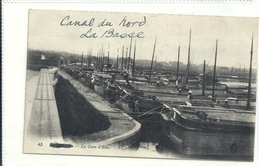 2020 - PAS DE CALAIS - BETHUNE - La Gare D'eau - Canal Du Nord - La Bassée - Bethune