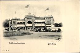 Cp Göteborg Schweden, Trädgardsföreningen, Conzertsalon, Konzerthalle - Schweden