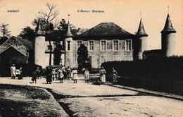 Hannut L'ancien Château Belle Animation D'enfants - Hannut