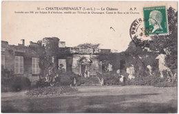 37. CHATEAURENAULT. Le Château. 16 - France