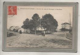 CPA - (93) EPINAY-VILLETANEUSE - Aspect Du Carrefour Des Routes De Montmagny Et Saint-Denis En 1912 - Altri Comuni