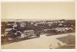 Kabinett Photo Bordeaux Gironde, Vue Générale Prise Du Chateau, Phot. J. Stoerk - Cartes Postales