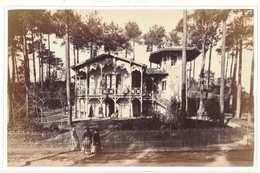 Kabinett Photo Bordeaux Gironde, Villa - Cartes Postales