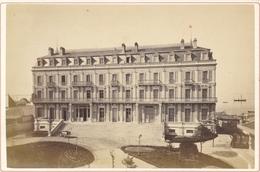Kabinett Photo Bordeaux Gironde, Hotel, Phot. J. Stoerk - Cartes Postales