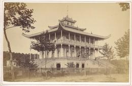 Kabinett Photo Bordeaux Gironde, Temple Chinois, Phot. J. Stoerk - Cartes Postales