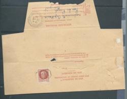 YVERT N° 517  Affranchissant Avis De Reception En Juillet 44 Oblitéré AR  LL17305 - Posttarife