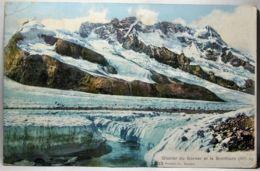 Glacier Du Gorner, Breithorn - VS Valais