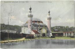 EXPOSITION UNIVERSELLE DE LIEGE 1905  - Panorama De La Mecque - Liege