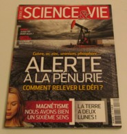 Revue SCIENCE & VIE N°1136 : Alerte à La Pénurie - Science