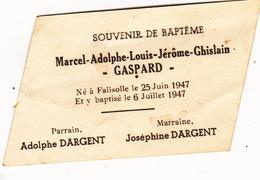 Faire Part De Naissance - Birth & Baptism