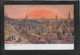 AK 0420  Perlberg , F. - Aegypten / Cairo - Künstlerkarte Ca. Um 1910 - Perlberg, F.