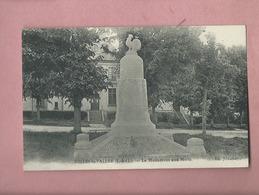 CPA - Nesles La Vallée -(S.-&-O.) - Le Monument Aux Morts - Nesles-la-Vallée