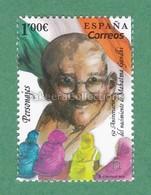 2019 SPAIN Espagne - Mahatma Gandhi 150th Birth Anniversary 1v MNH - As Scan - Mahatma Gandhi