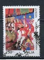 Italie - Italy - Italien 1993 Y&T N°2012 - Michel N°2280 (o) - 750l EUROPA - 1991-00: Usati