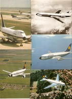 "Vliegtuigen "" Lufthansa "" : --- 24 Cards - 1946-....: Era Moderna"