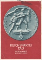 Deutsches Reich Propaganda Postkarte 1938 Reichsparteitag - Lettres & Documents