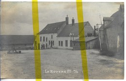 02AISNE FILAIN FERME De La ROYERE CHEMIN DES DAMES  CARTE PHOTO ALLEMANDE MILITARIA 1914/1918 WK1 WW1 - Altri Comuni