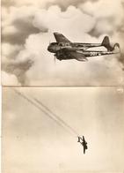 Fokker  G.1 : Jachtkruiser  --- 2 Cards - 1939-1945: 2ème Guerre