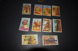 Chocolat Aiglon 10 La Poste N° 433 - 434 - 435 - 436 - 438 - 441 - 442 - 443 - 445 - 446 - Aiglon