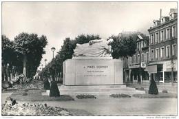 03  MONTLUCON -   MONUMENT ,à   MAX DORMOY - Montlucon