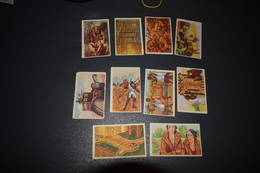 Chocolat Aiglon 10 Chasse Dans L'Inde N° 461 - 462 - 463 - 465 - 466 - 468 - 472 - 473 - 474 - 475 - Aiglon