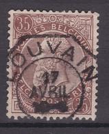 N° 49 TELEGRAPHIQUE LOUVAIN - 1884-1891 Leopoldo II