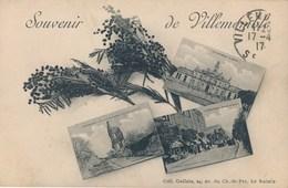 93) Villemomble : Souvenir De ... (1917) - Villemomble