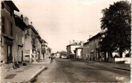 CPA Creches Sur Saone Carrefour FRANCE (953524) - Frankrijk
